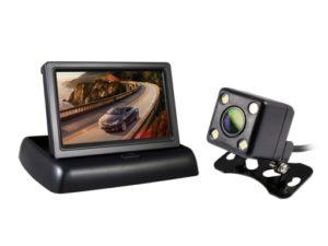 Najchętniej wybierany gadżet samochodowy to kamera cofania. Android przodującym systemem operacyjnym