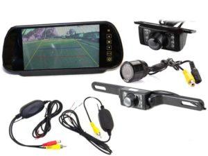 Co to jest i jak działa kamera cofania w ramce?