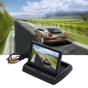 Monitor samochodowy – podwieszany gadżet zapewniający rozrywkę w czasie podróży