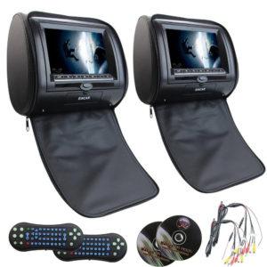 Monitor samochodowy dvd – wysokiej jakości obraz i dźwięk