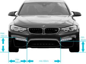 Jakie auta są wyposażone w światła led do jazdy dziennej?