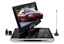 Przenośny odtwarzacz DVD samochodowy z tunerem cena opinie ranking