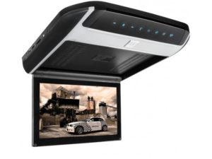 Jak wygląda monitor samochodowy podsufitowy? Czy to praktyczne rozwiązanie?